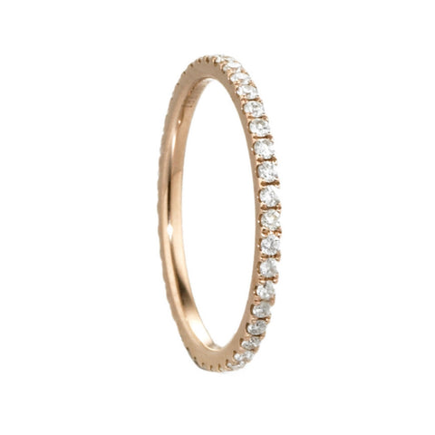 Starlight Diamond Band | More Gold Options