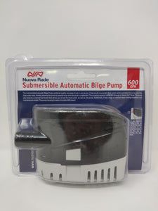 Automatic Bilge Pump 600Gph 12v Submersible