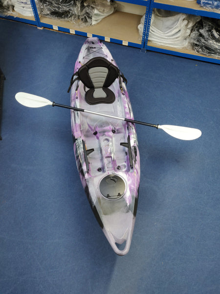 Cool Kayak Glide 1 + 1 Sit on Top with Paddle