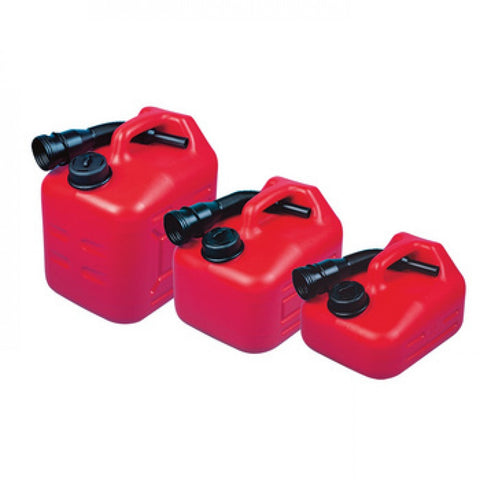 Jerry Can Portable Fuel Tank 5L, 10L, 22L w/ Spout