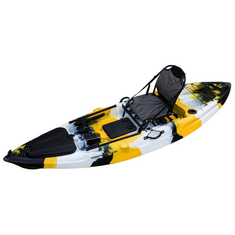 Cool Kayak Rodster Fishing Kayak with Paddle