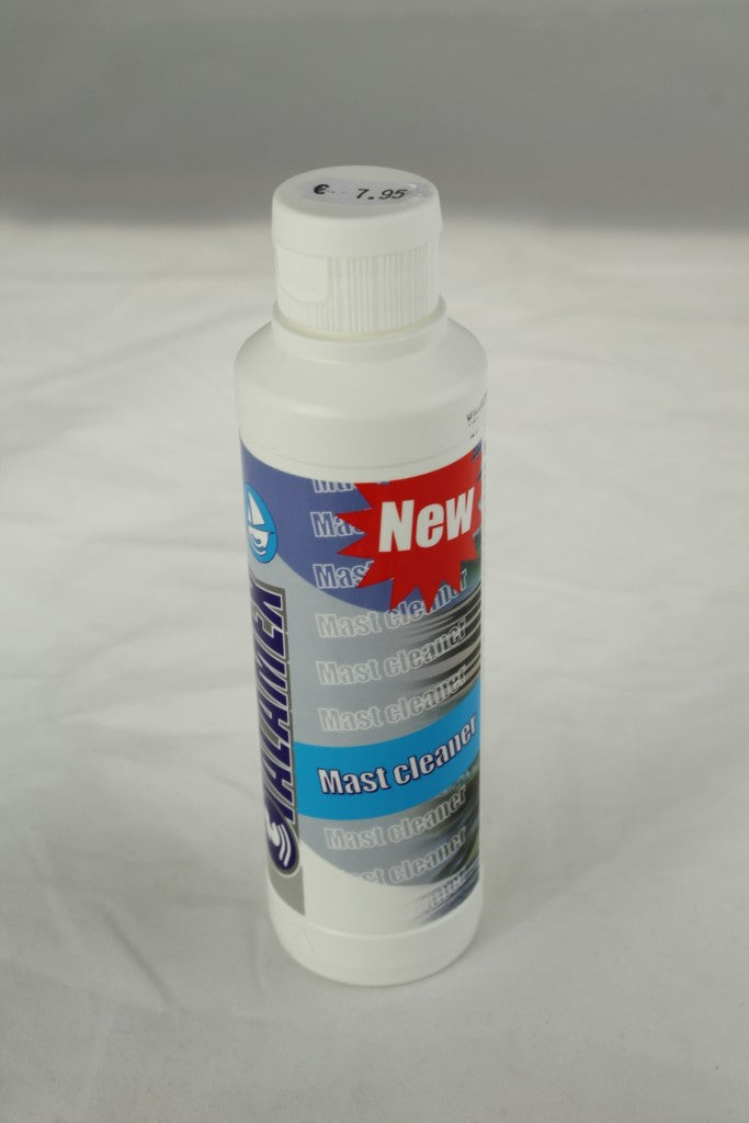 Sailing boat Aluminium mast Cleaner and polish