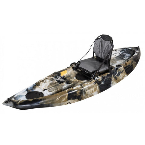 Cool Kayak Malibu Single Sit on Top with Paddle