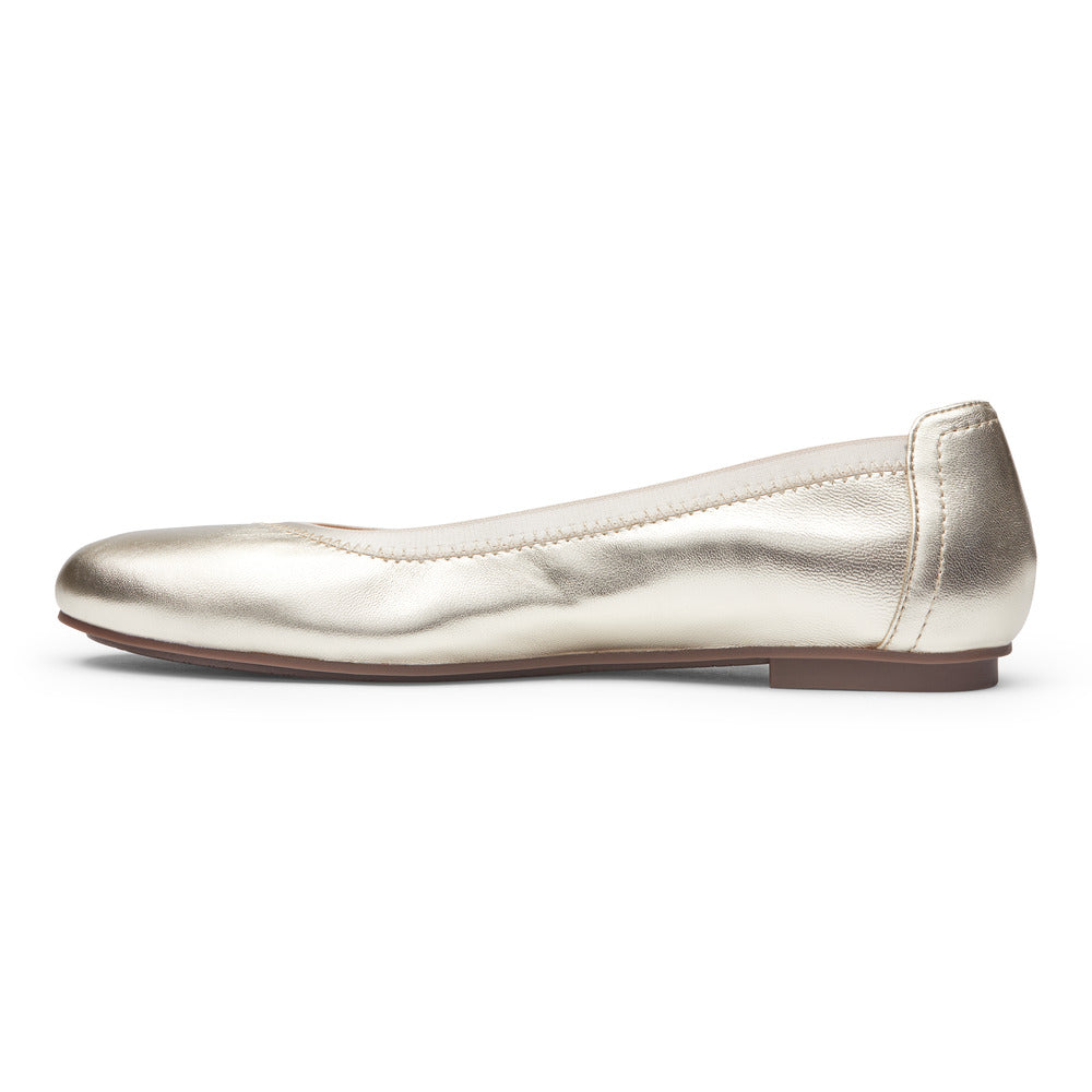 CHAMPAGNE METALLIC | Left