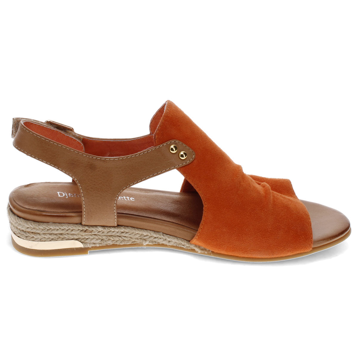 ORANGE-TAN SUEDE | Right