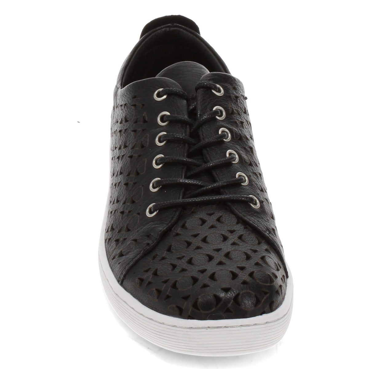 BLACK-WHITE SOLE | Front