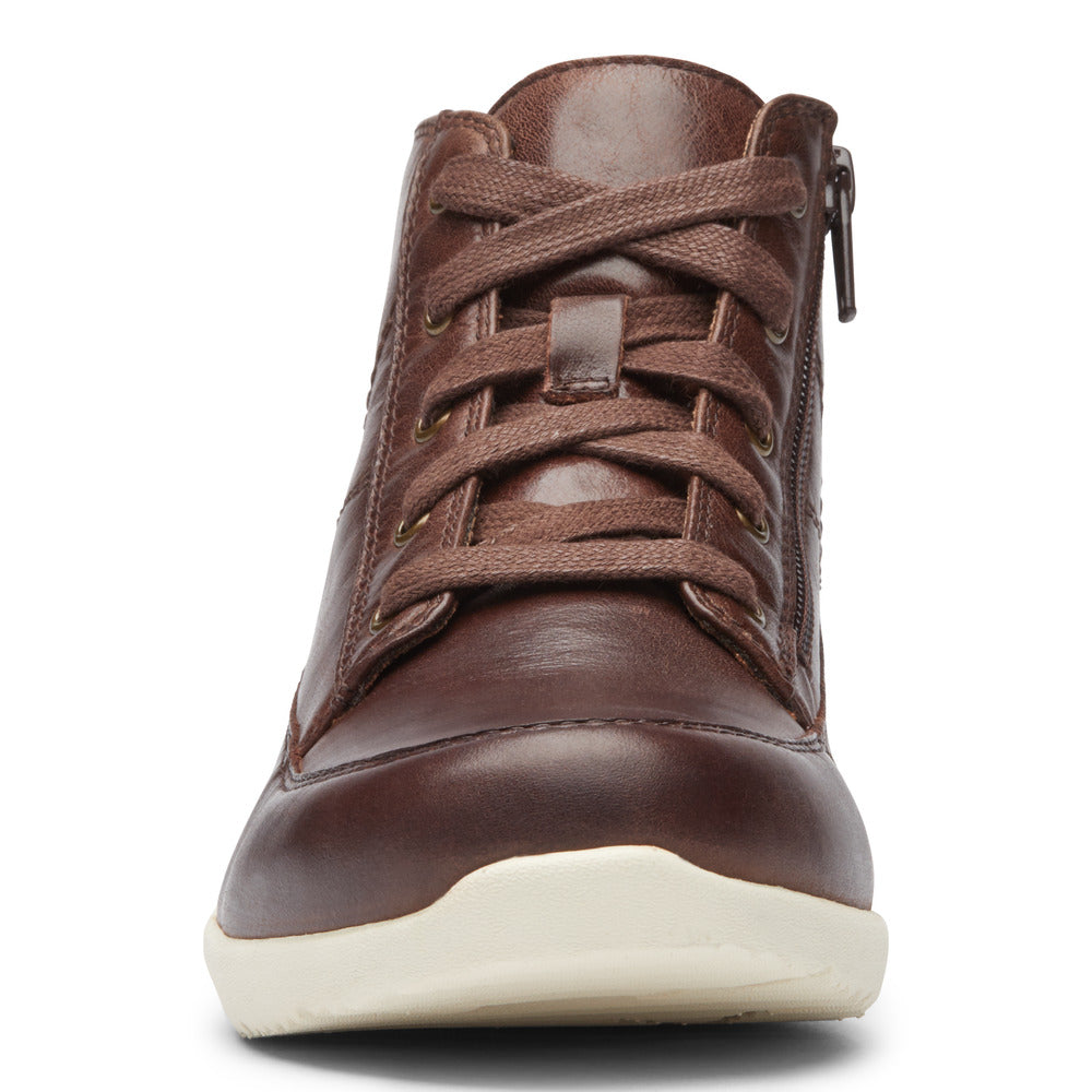 BROWN LEATHER | Front