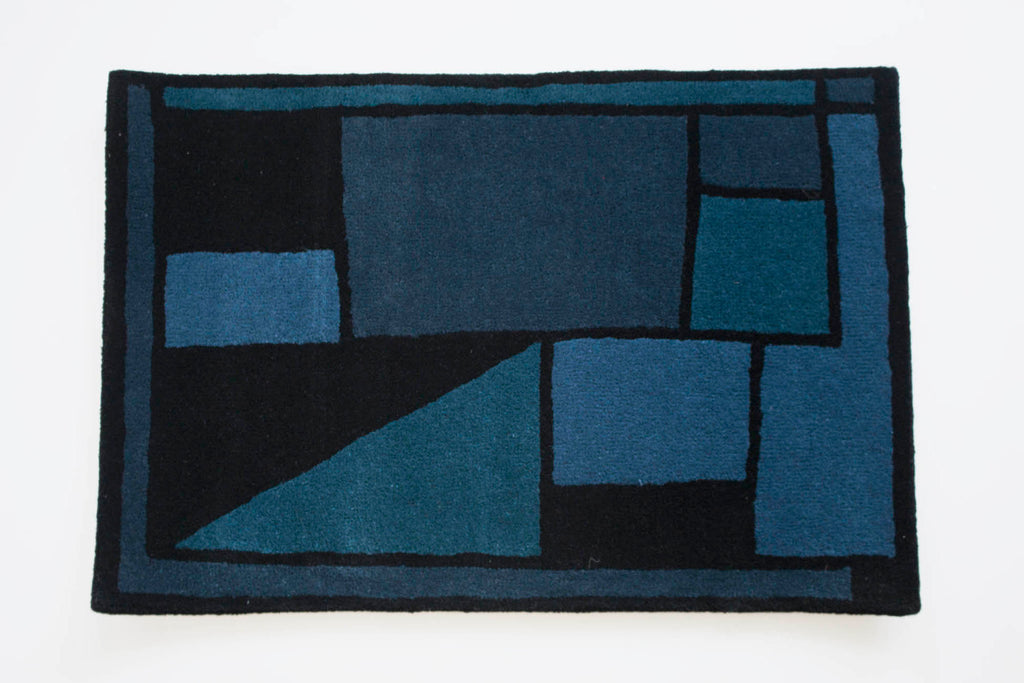 TPE 2 x 3 Moody Blues Rug
