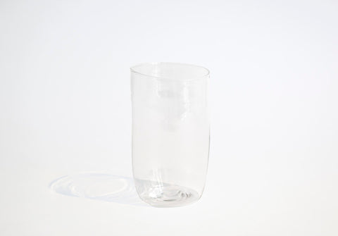 Malfatti Glass Pair of Large Glasses