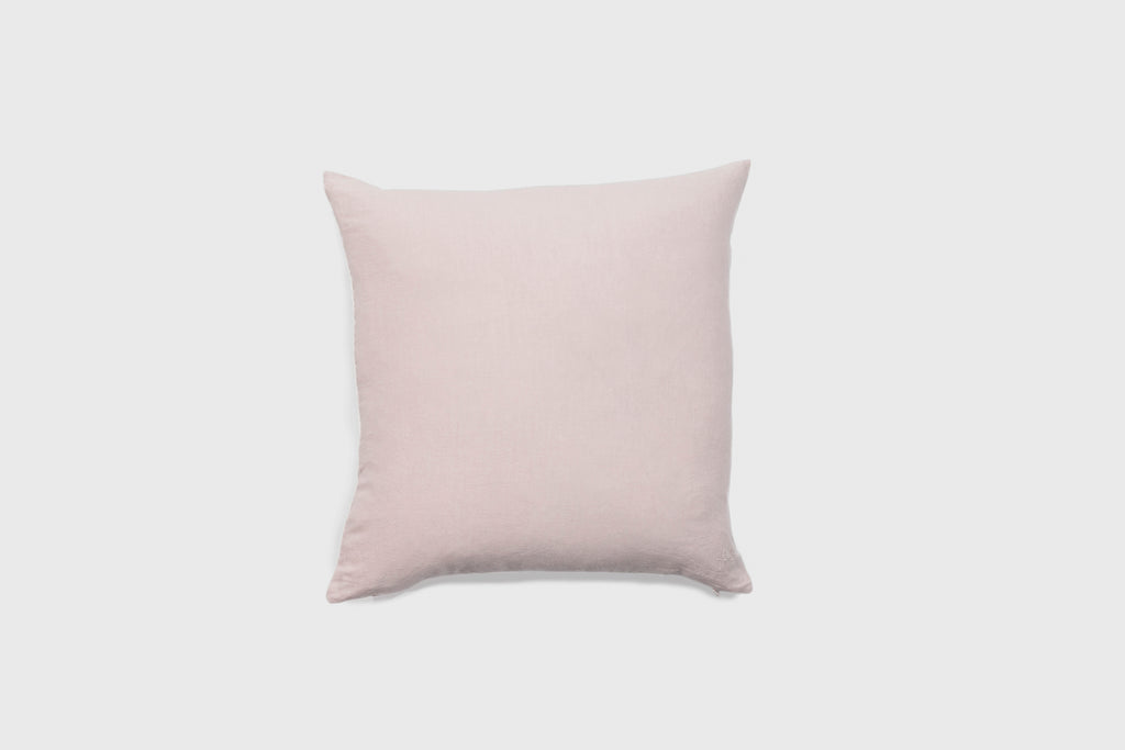 Simple Linen Pillow 22 x 22 Petal