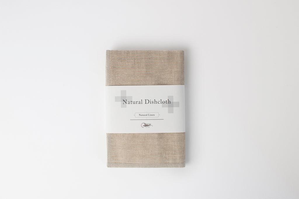 Natural Linen Dishcloth