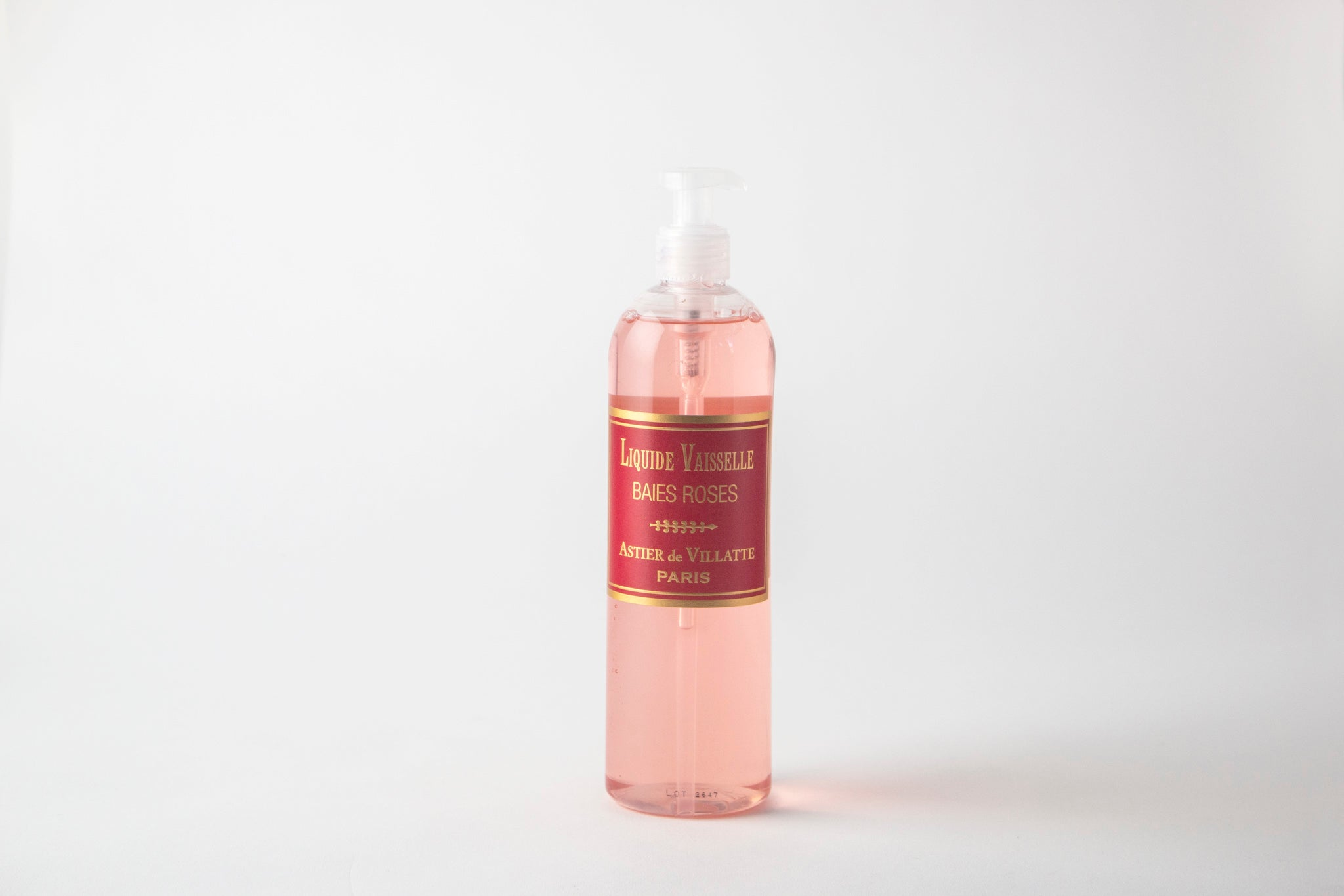 Baies Rose Dishwashing Liquid