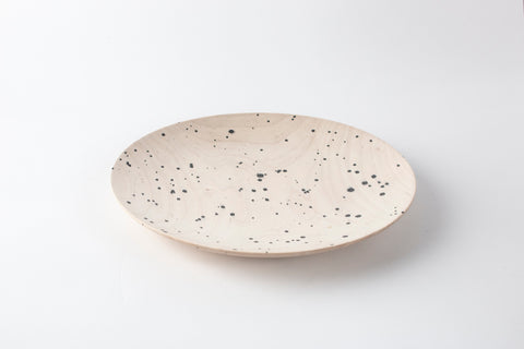 Large Blonde Splatter Spice Bowl