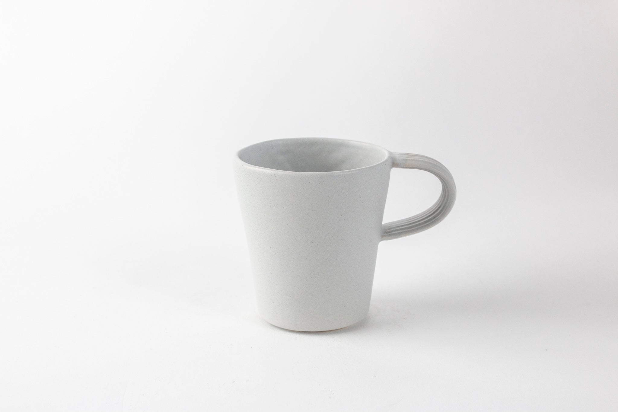 Pleat Mug Pale Blue