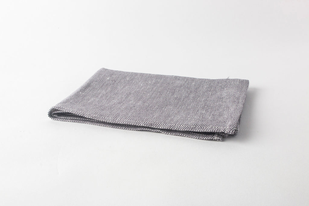 Chambray Grey Kitchen Cloth