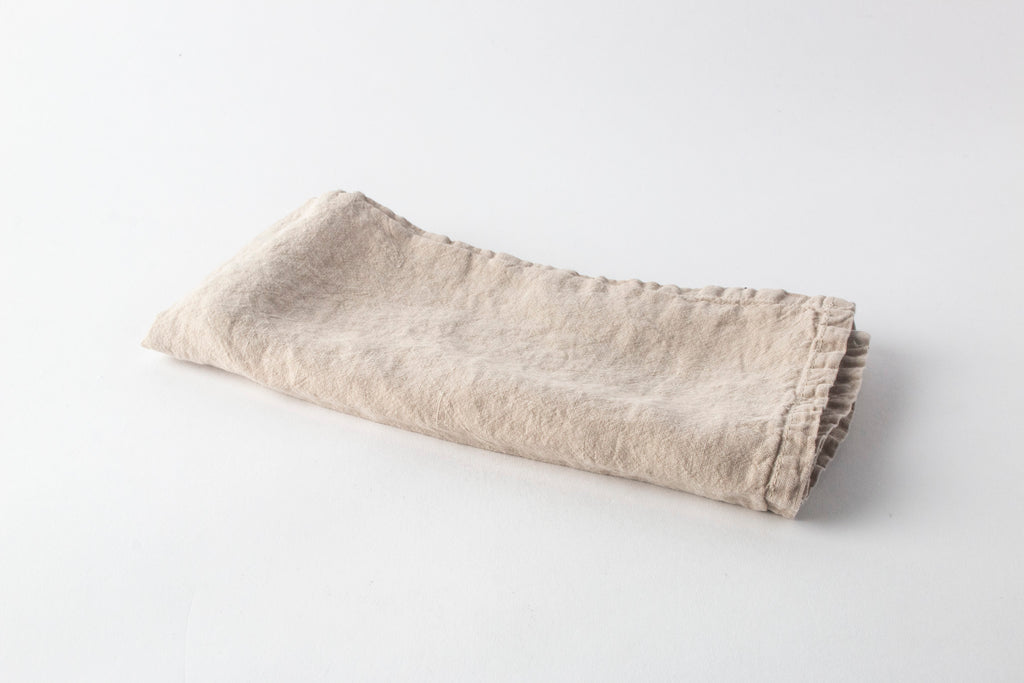 Flax Simple Linen Napkin