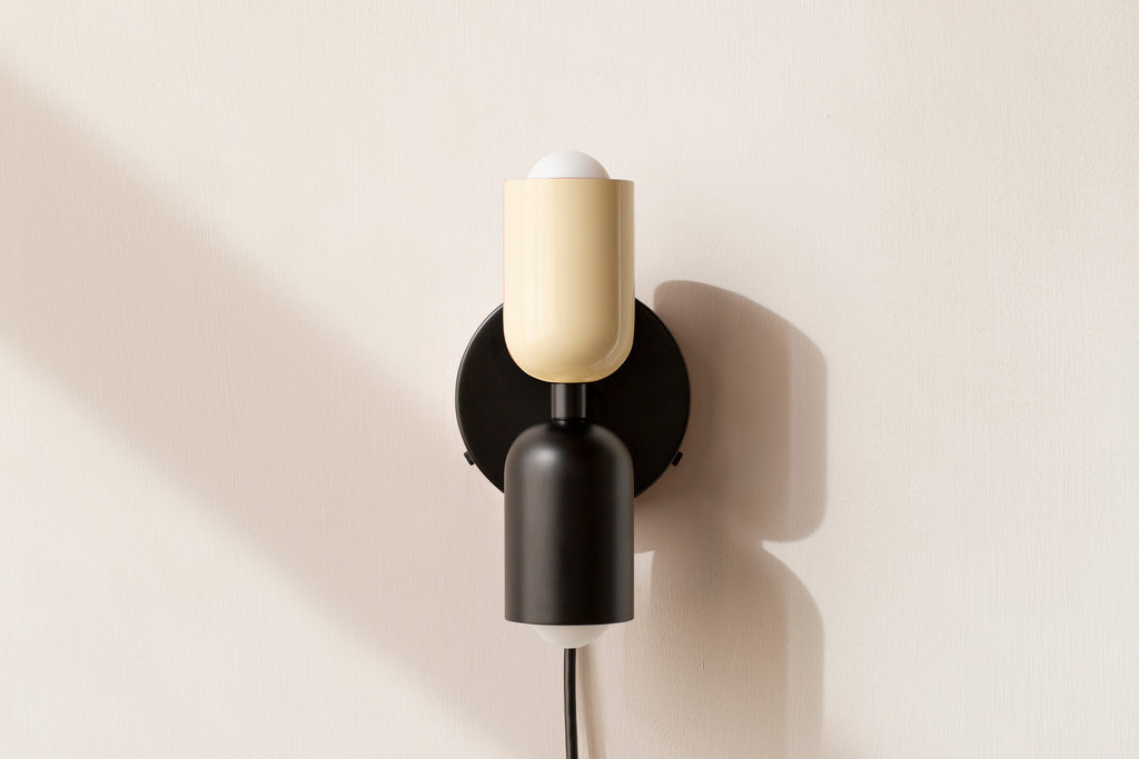 Up Down Sconce, Plug-In