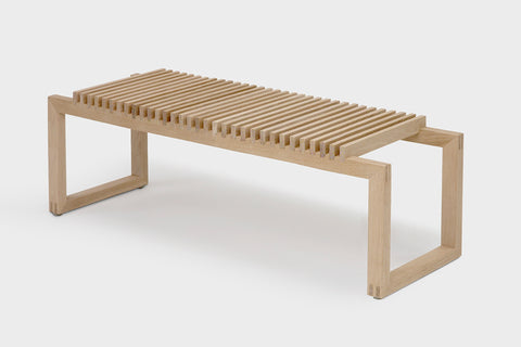 Cutter Bench Oak