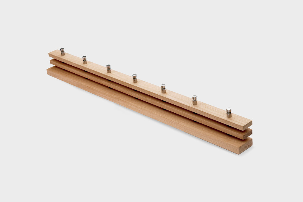 Cutter Coat Rack 100 Oak