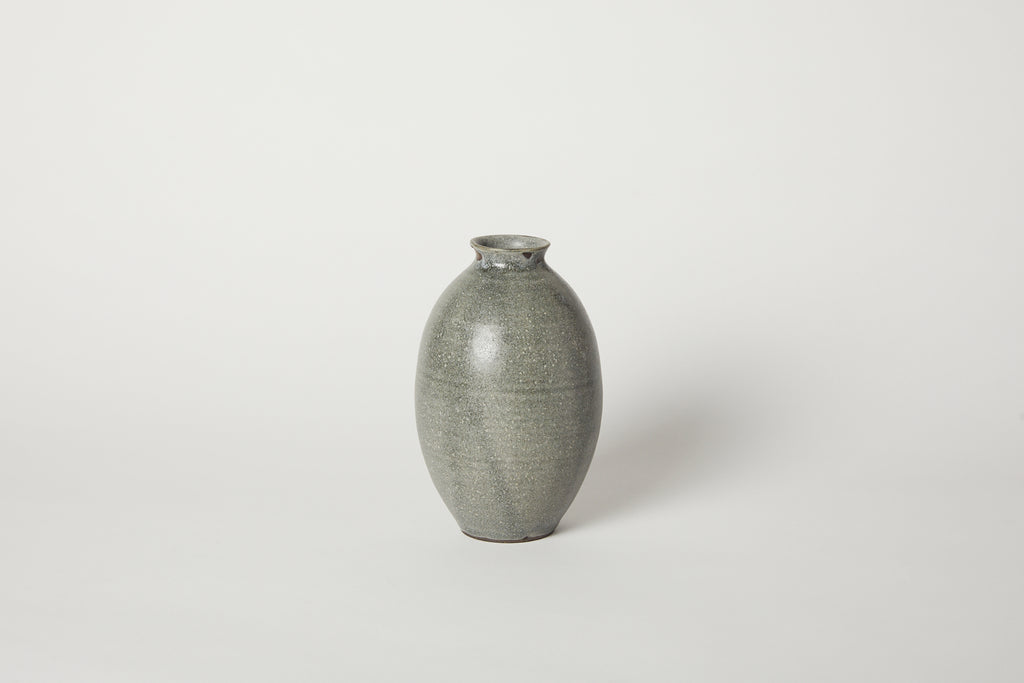 Pussy Willow Egg Vase