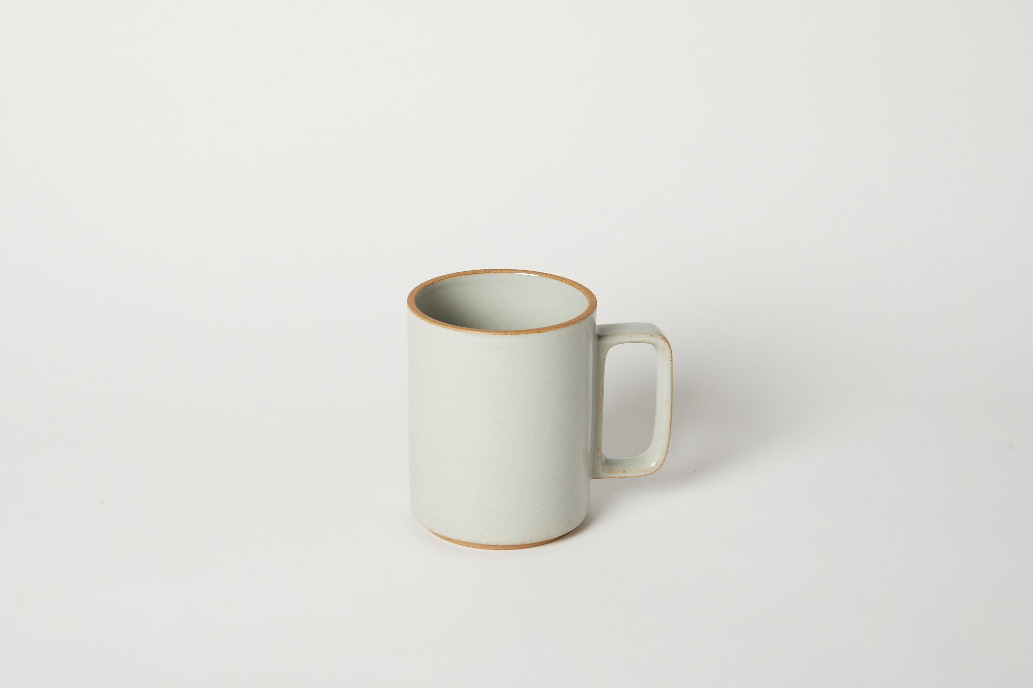 Gloss Grey Mug Tall