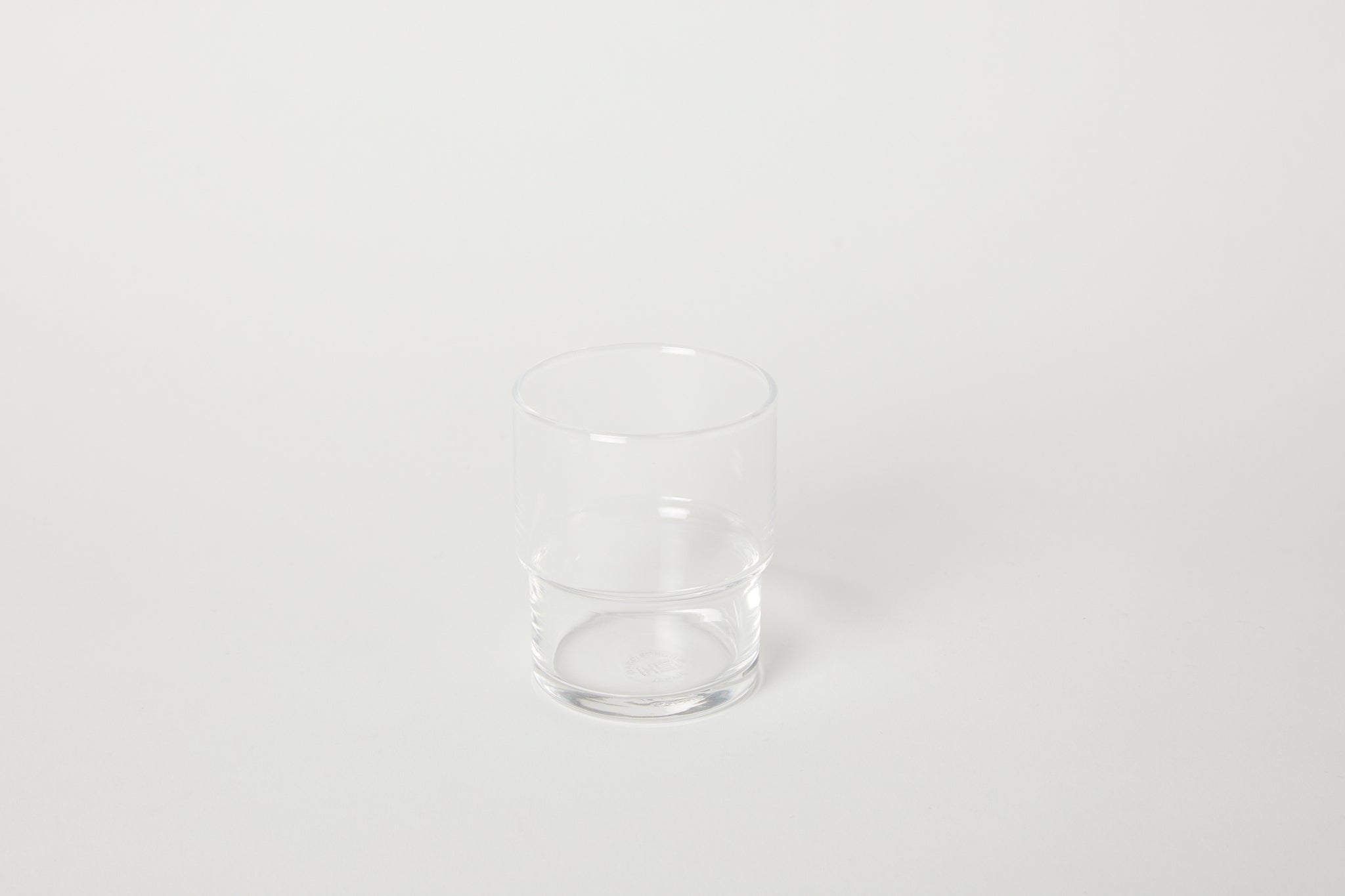 Glass Stacking Tumbler
