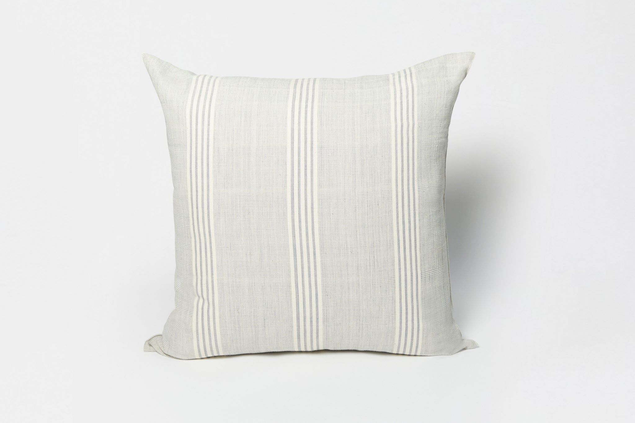 Tensira 20 x 20 Pillow Light Blue Stripe