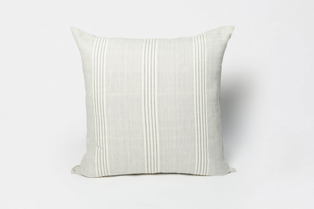 Light Blue Stripe 20 x 20 Pillow