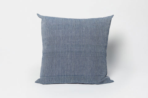 20 x 20 Pillow Navy/Off White