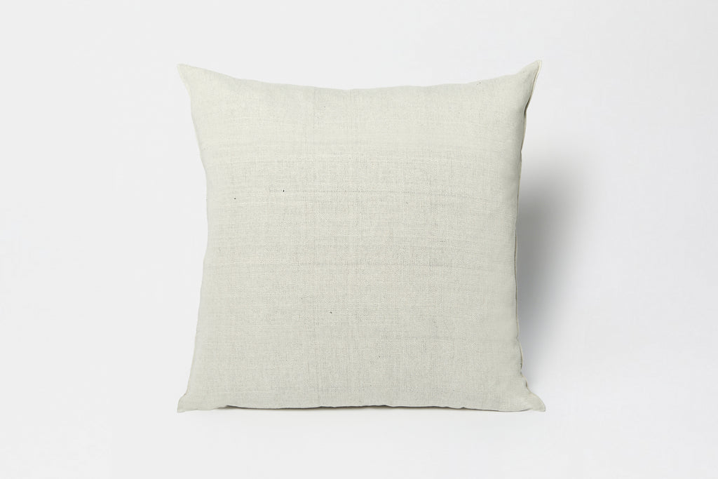 Tensira 20 x20 Pillow Textured Pale Black