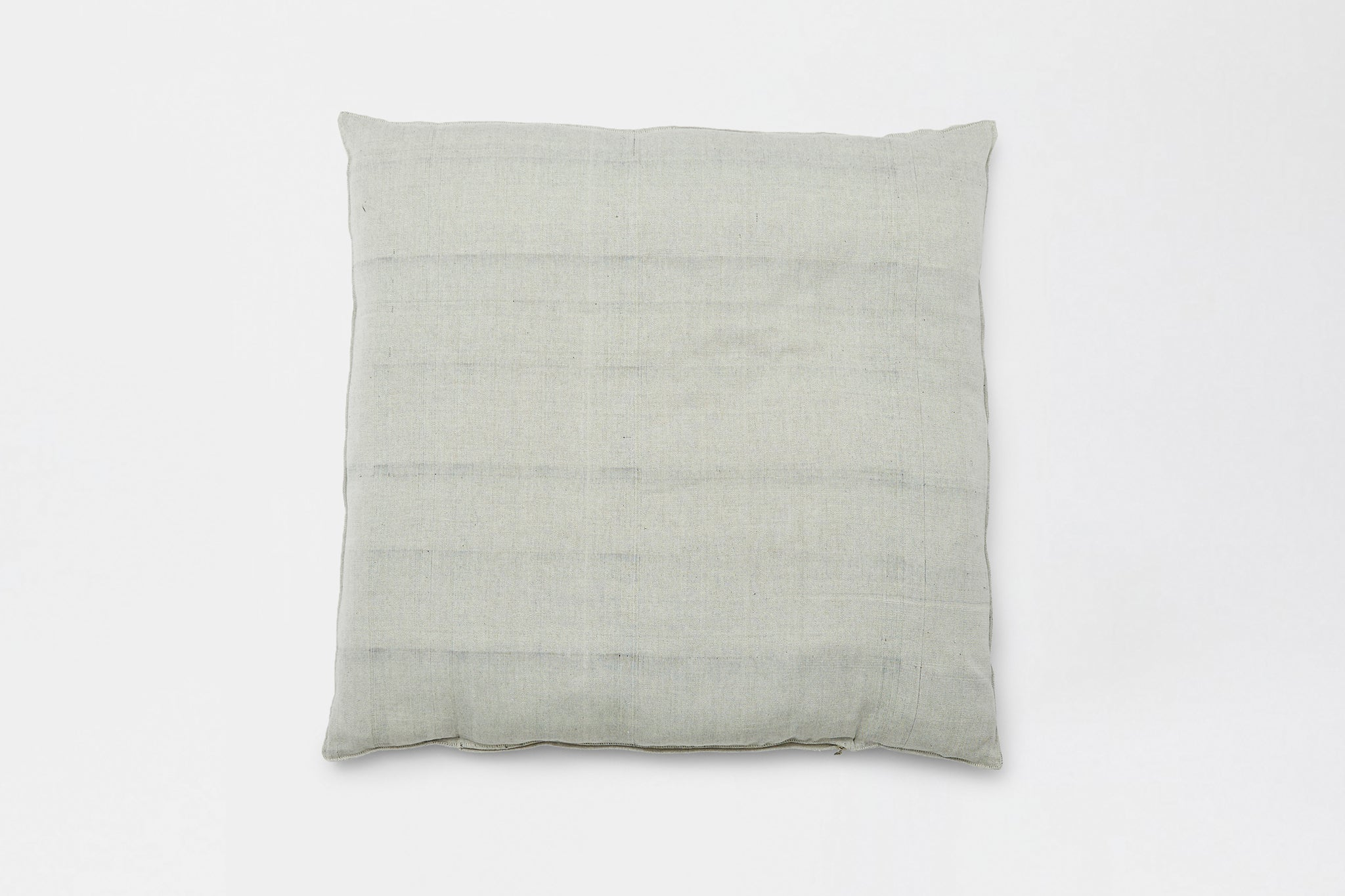 Pale Black Floor Pillow