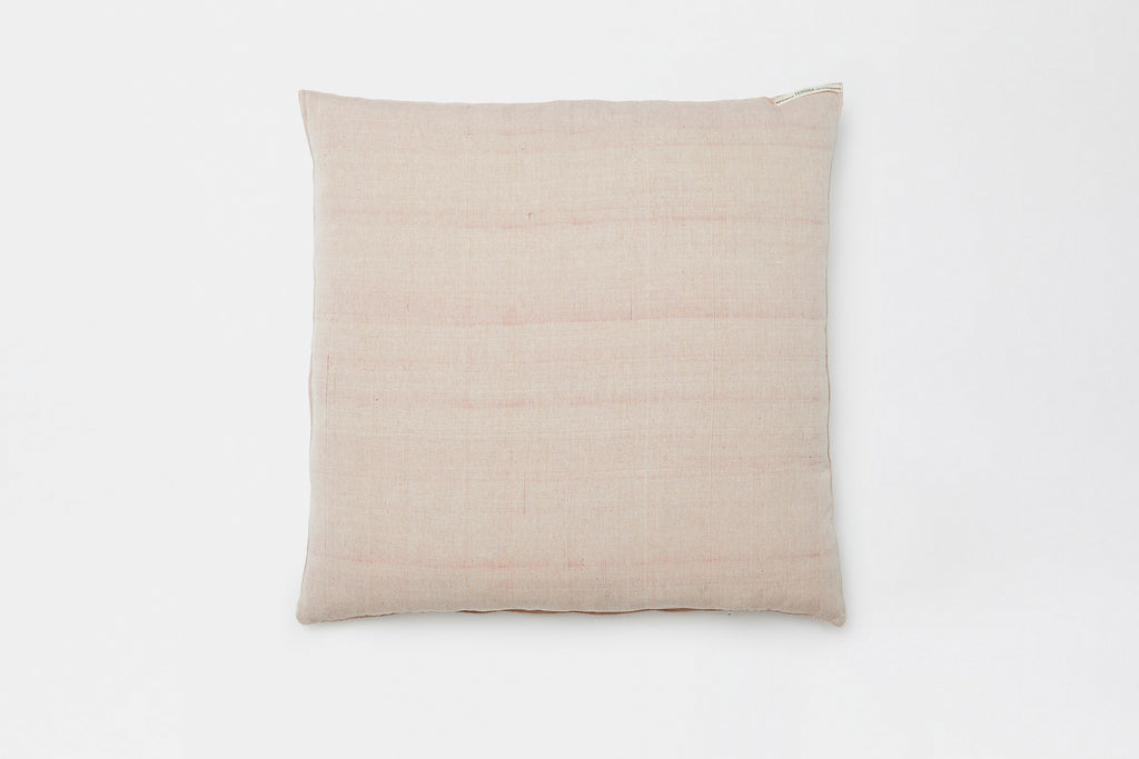 Pale Pink Floor Pillow