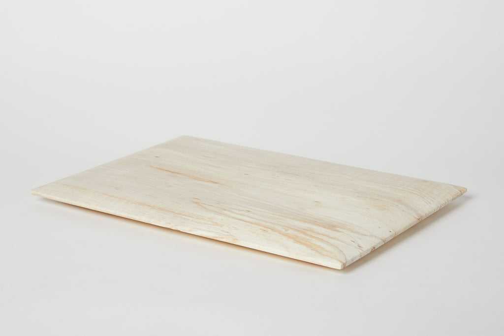 "Maple Serving Board 10"" x 14"" Natural Finish"