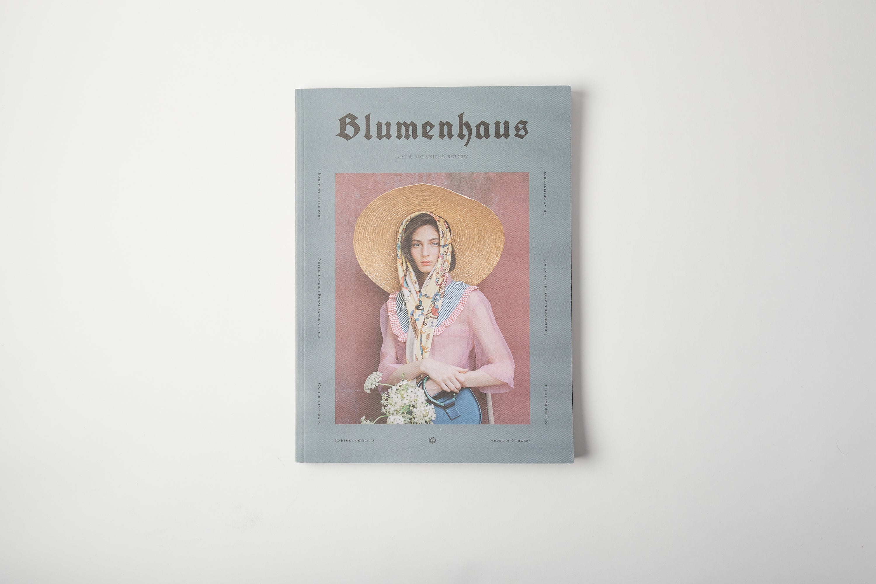 Blumenhaus Magazine Issue 1