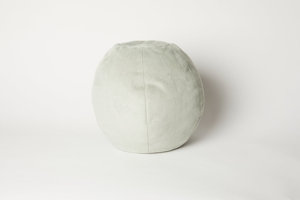 Agave Pale Blue Globe Cushion