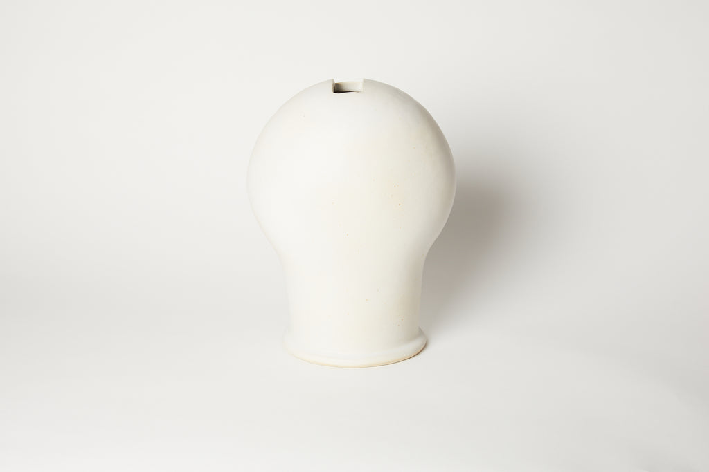 Soft Oval Orb Vase 2