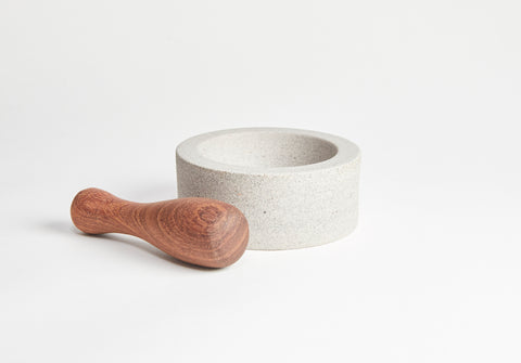 Humble Ceramics Essi Mortar and Pestle