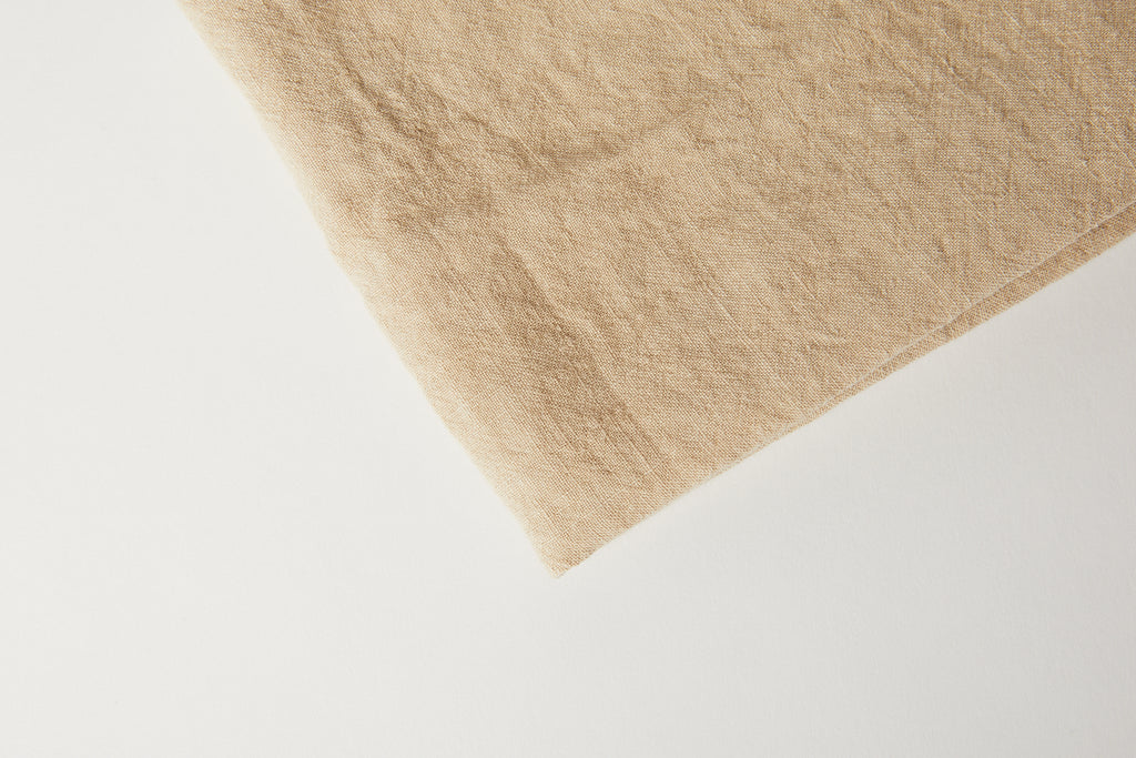 Simple Linen Placemat Flax