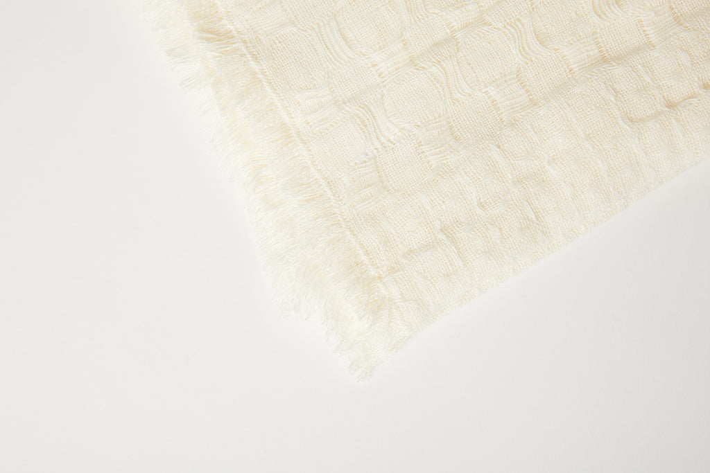 Hawkins Ivory Two Ply Dishcloth