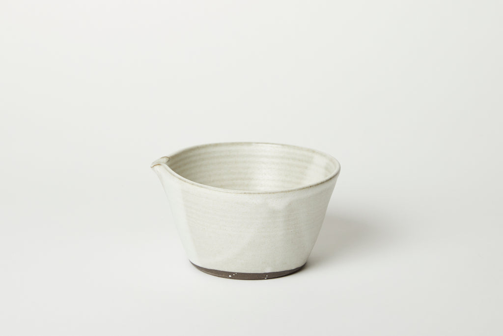 Oatmeal Kam Stacking Mixing Bowl #1/2