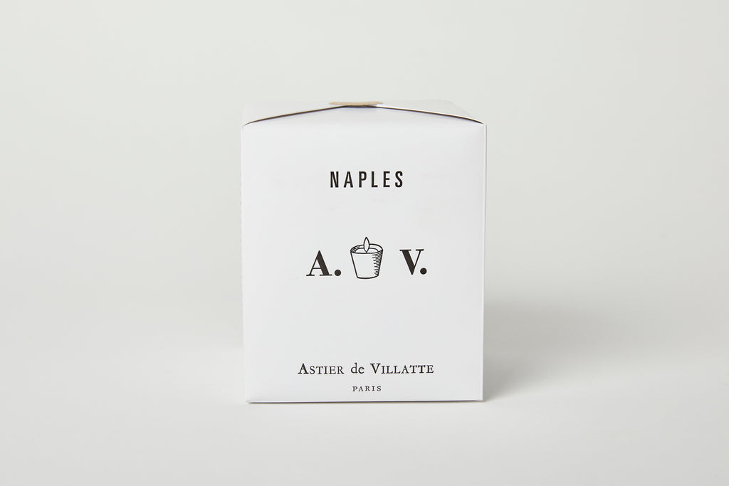 Naples Candle