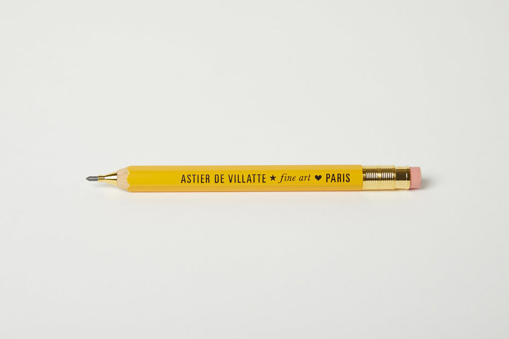 Robusto Pencil Yellow