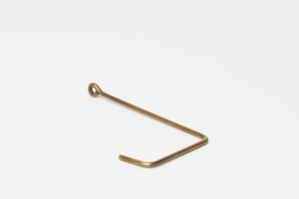 Medium Brass Hook
