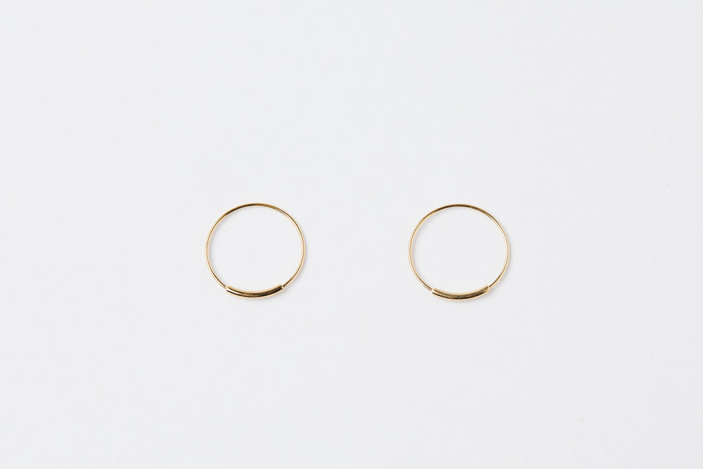 XS Hoop Earrings