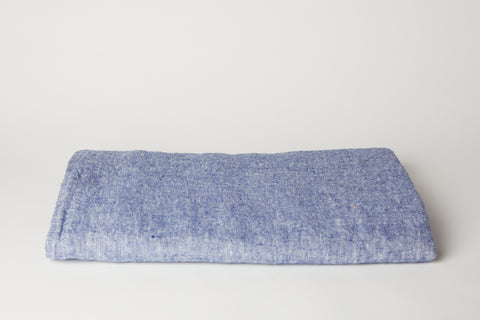 "Chambray Tablecloth 55"" x 98"""