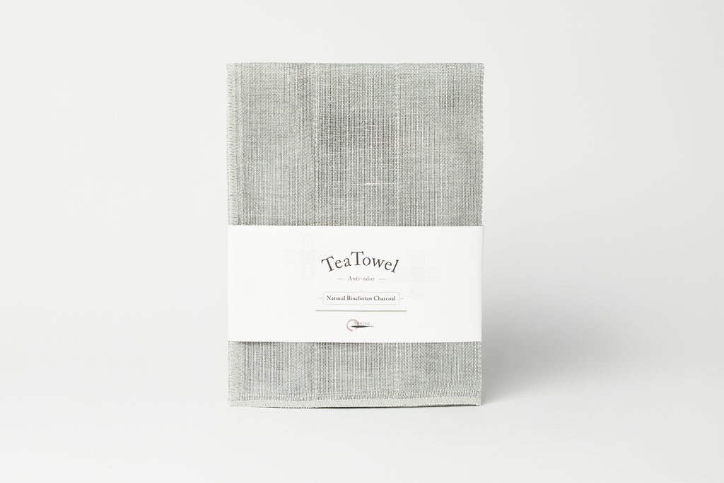 Natural Binchotan Tea Towel