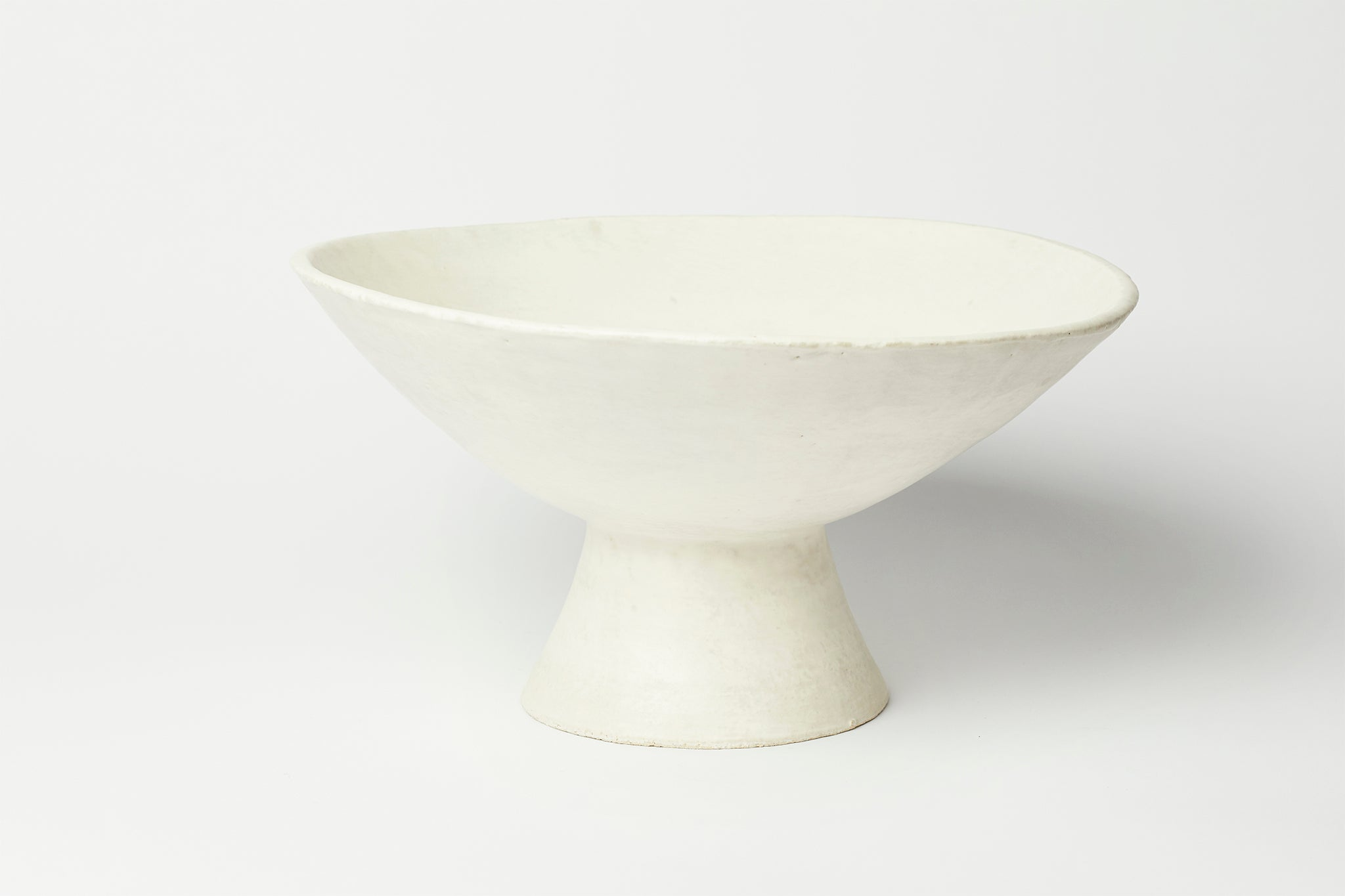 Tall Footed Bowl 12""