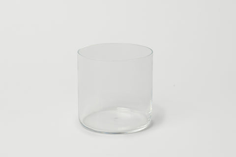 Short Glass Tumbler