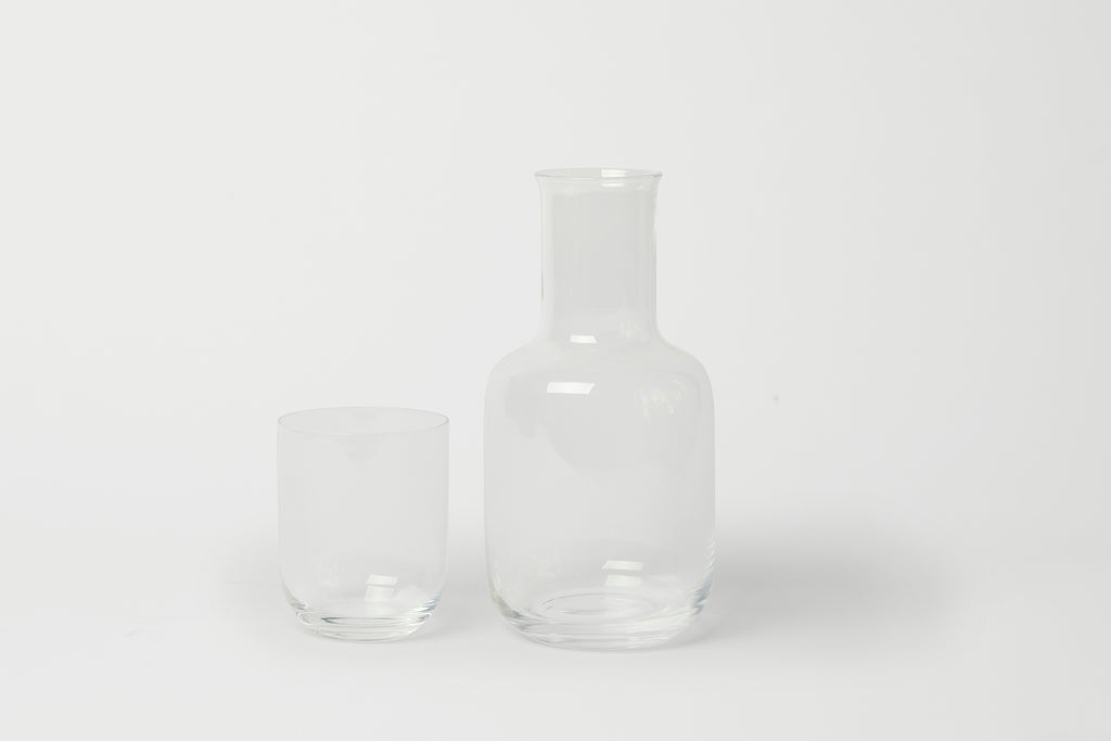Glass Decanter and Glass Set