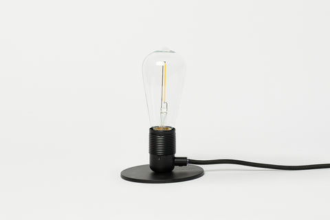 Table Light Black
